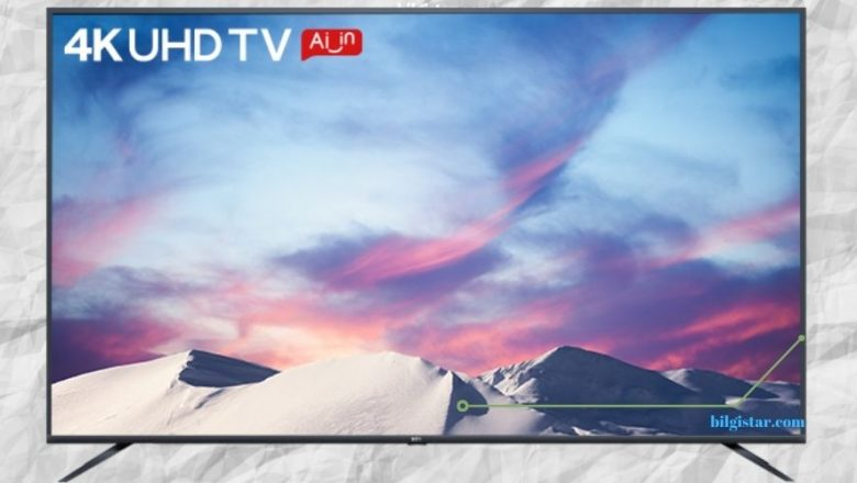 TCL 55P8M UHD ANDROİD TV İNCELEME